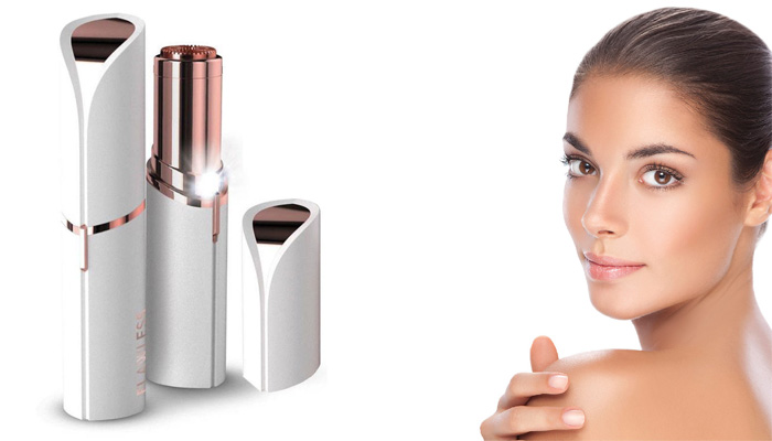 FLAWLESS: eliminación de vello facial absolutamente indoloro